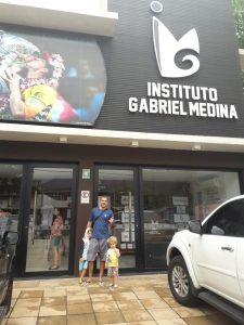 Instituto Gabriel Medina, Maresias-SP