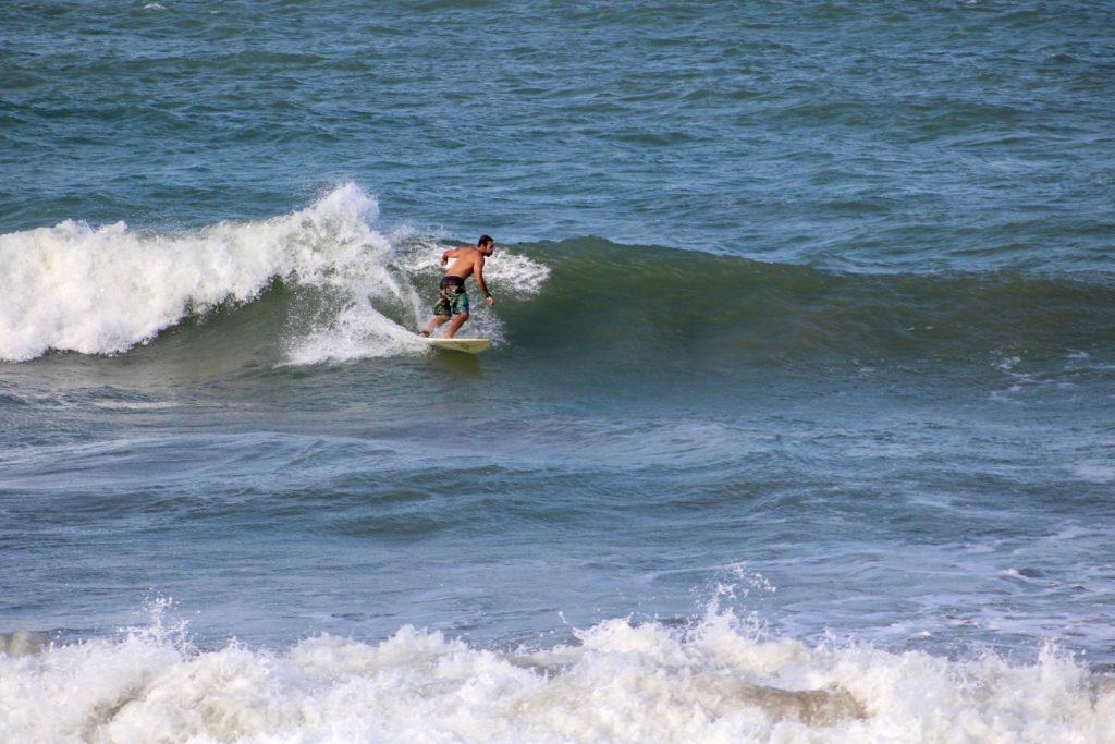 Surf nas Valas, Baía da Traição - PB