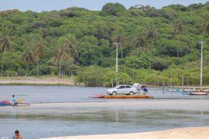 Balsa Barra do Cunhaú - Sibaúma