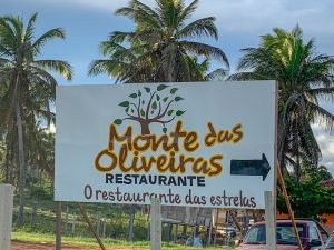 Restaurante Monte das Oliveiras, Barra do Cunhaú
