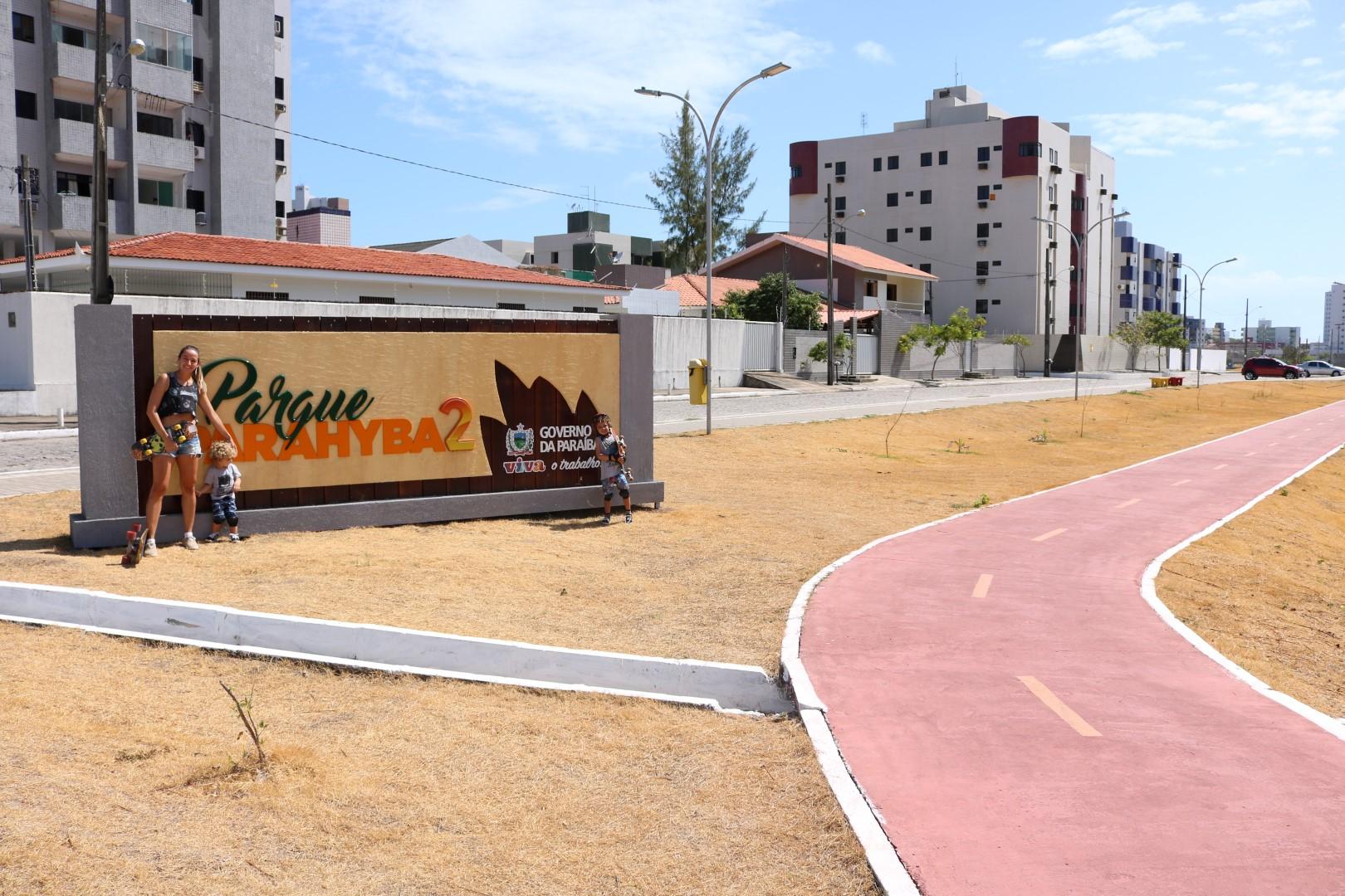 Parque Parahyba II, João Pessoa PB