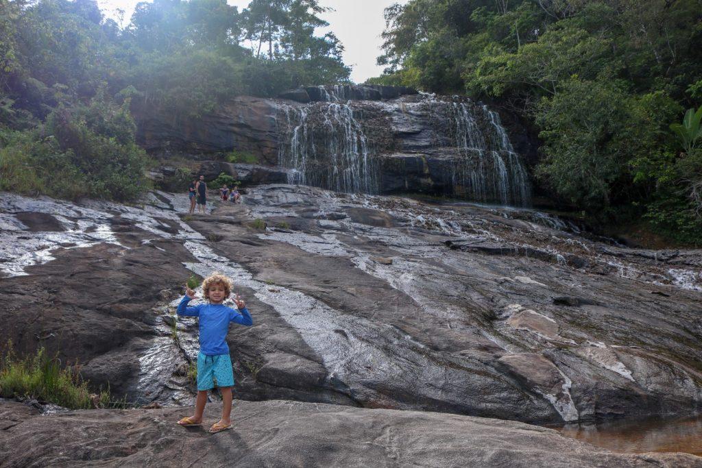 Cachoeira Barra Azul, Bonito-PE